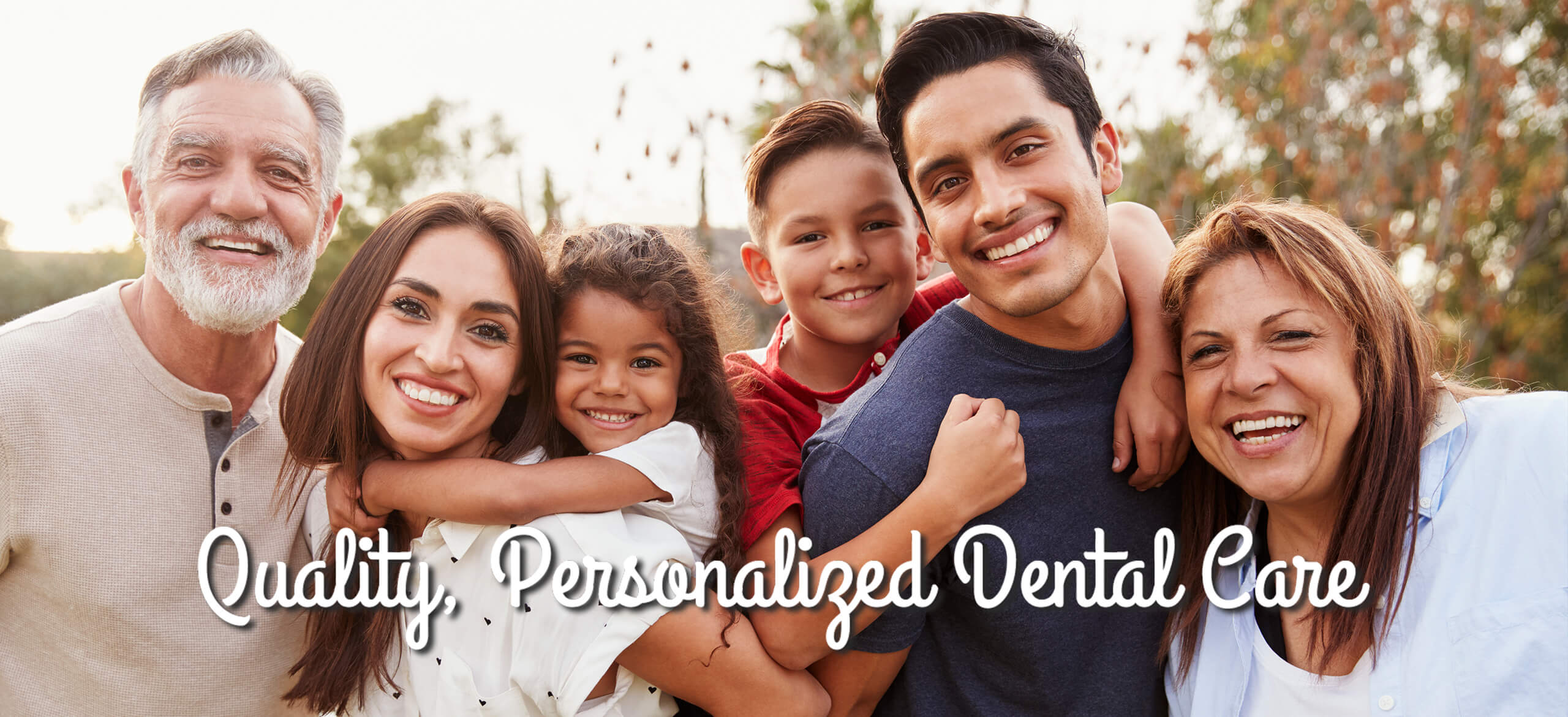 Quality, Personalized Dental Care